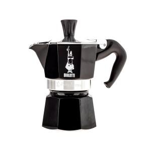 Bialetti - Moka Express Kávéfőző Fekete (1 személyes)