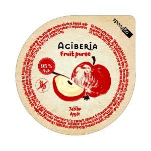 AG Gyümölcspüré alma 120 g (48 db)