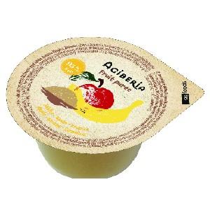 AG Gyümölcspüré alma-banán-búzadara 120 g (48 db)