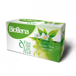 Biogena Fantastic Green Tea Jasmine 1,75g (20db)