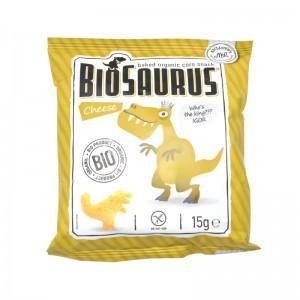 Biosaurus sajtos 15 g (10 db)