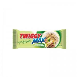 Twiggy Max pisztáciával csokoládéba félig mártott 35g (24 db)