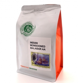 Pacificaffe - Indian Monsooned Malabar AA Aspinwall (250g)