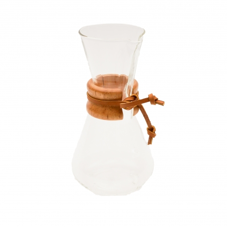 Chemex Filter Drip Coffee Maker - 3 cup