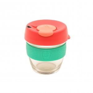 Keep Cup Original - Csésze üveg 227 ml (piros,átlátszó,zöld)