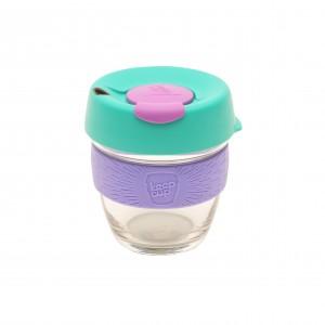 Keep Cup Original - Csésze üveg 227 ml (zöld,átlátszó,lila)