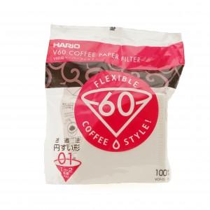 Hario - V60 Papír Filter 01 100db (1-2 személyes)