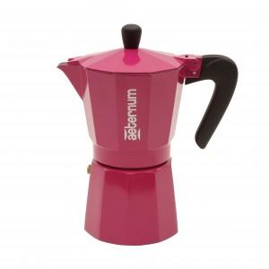 Bialetti - Aeternum Allegra Kávéfőző Pink (6 személyes)