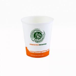 Papír pohár - Pacificaffe 8oz (200ml)
