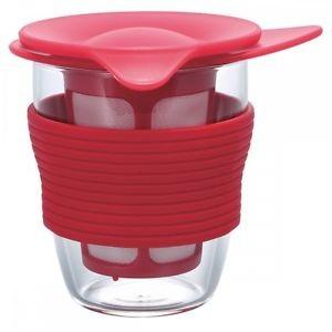Hario - Teakészítő Kézi Piros