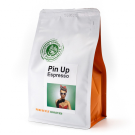 Pacificaffe - Pin Up Espresso (250g)