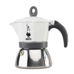 Bialetti - Moka Induction 6 Kávéfőző Fehér