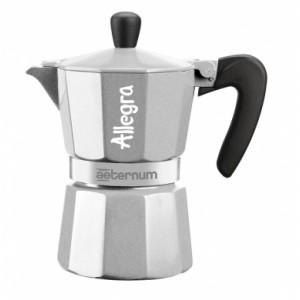 Bialetti - Aeternum Allegra 3 Kávéfőző Ezüst