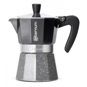 Bialetti - Aeternum Elegance 6 Kávéfőző Fekete