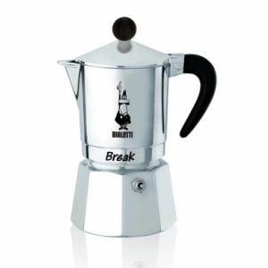 Bialetti - Break 3 Kávéfőző Fekete